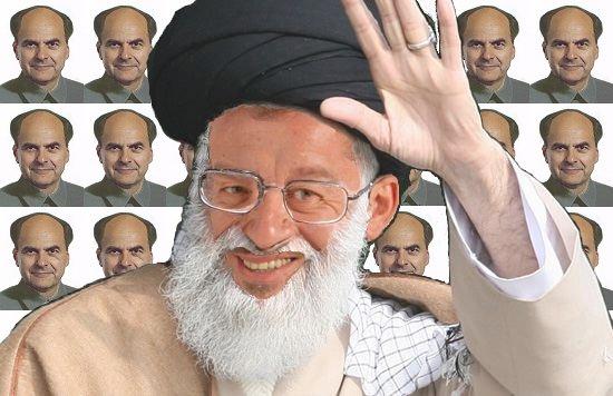Chi si nasconde dietro questa folta barba? E chi sono i figuri tutti uguali dietro di lui?